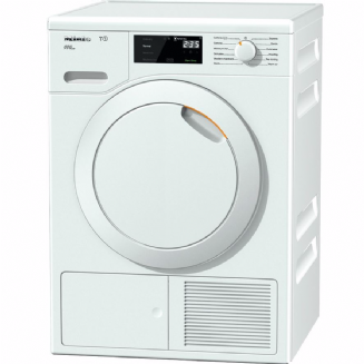 MIELE TCE520WP Active Plus T1 Heat-pump tumble dryer | A+++ | EcoDry technology